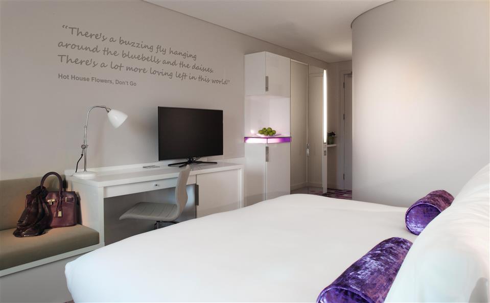 The  Morrison Hotel Bedroom