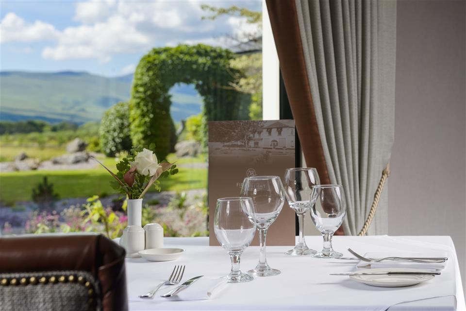 Ballygarry House Hotel Restaurant