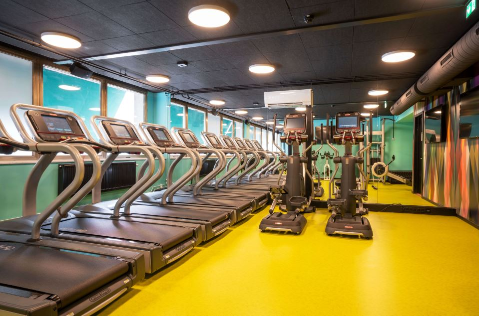 Hotel Bristol, Oslo Gym