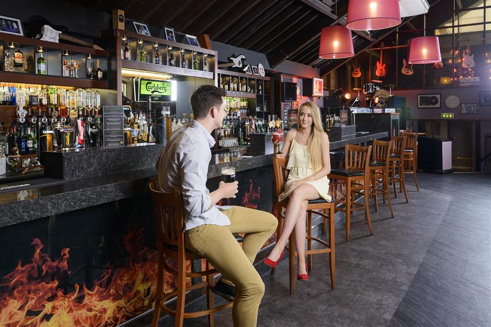 The Gleneagle Hotel Bar