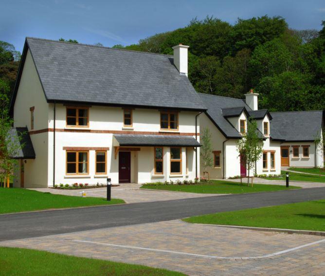 Fota Island Resort Lodges