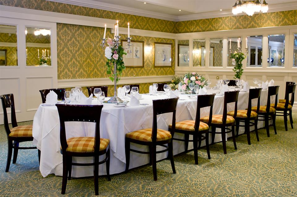 Fitzpatrick Castle Hotel George Bernard Shaw Room