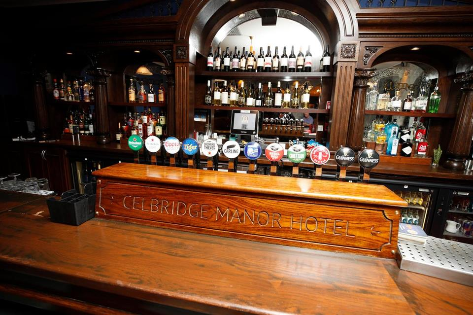 Celbridge Manor Hotel Bar