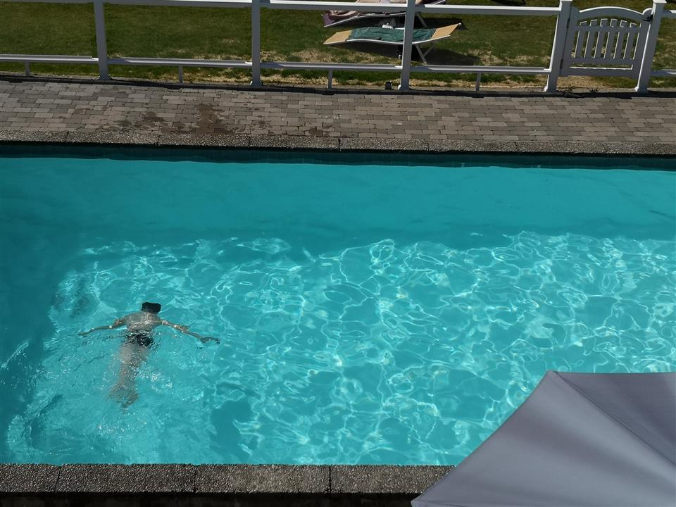 Scandic Lillehammer Hotel Utomhuspool