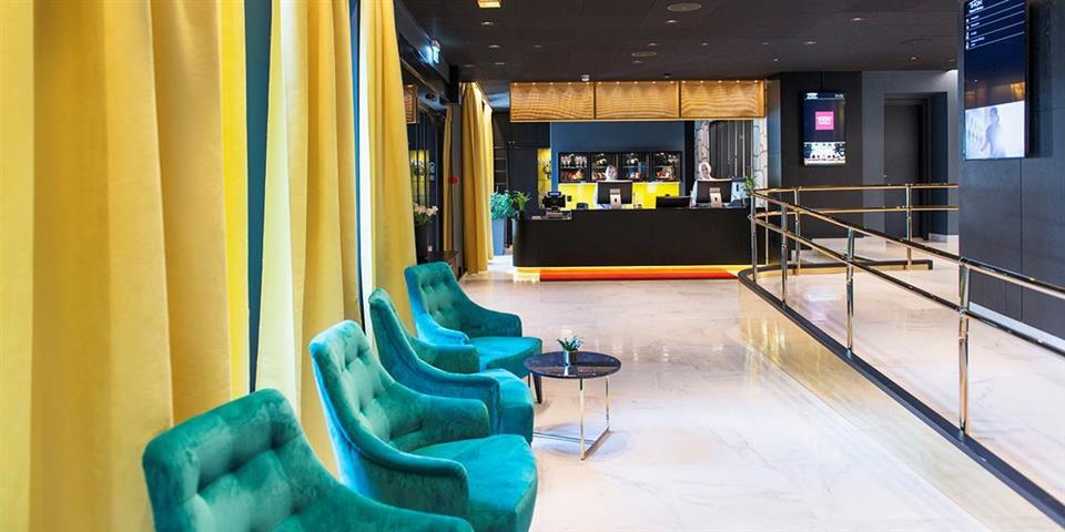 Thon Hotel Orion Reception