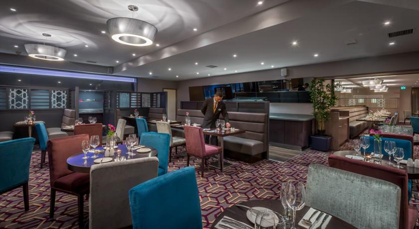 Maldron Hotel Dublin Airport Restaurant