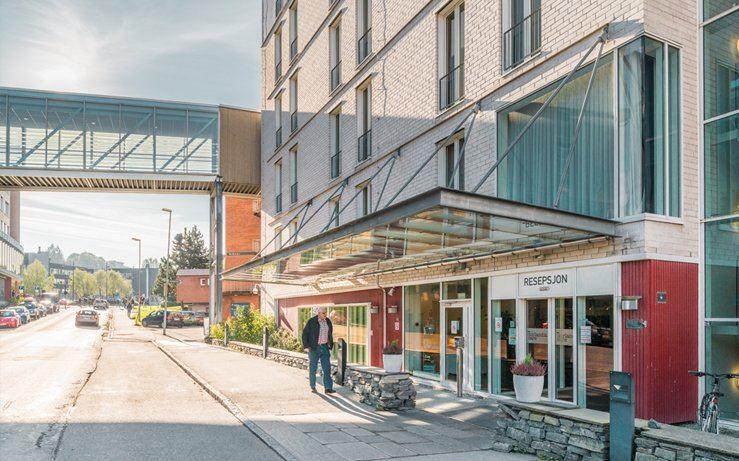 Hotell St. Olav Entré