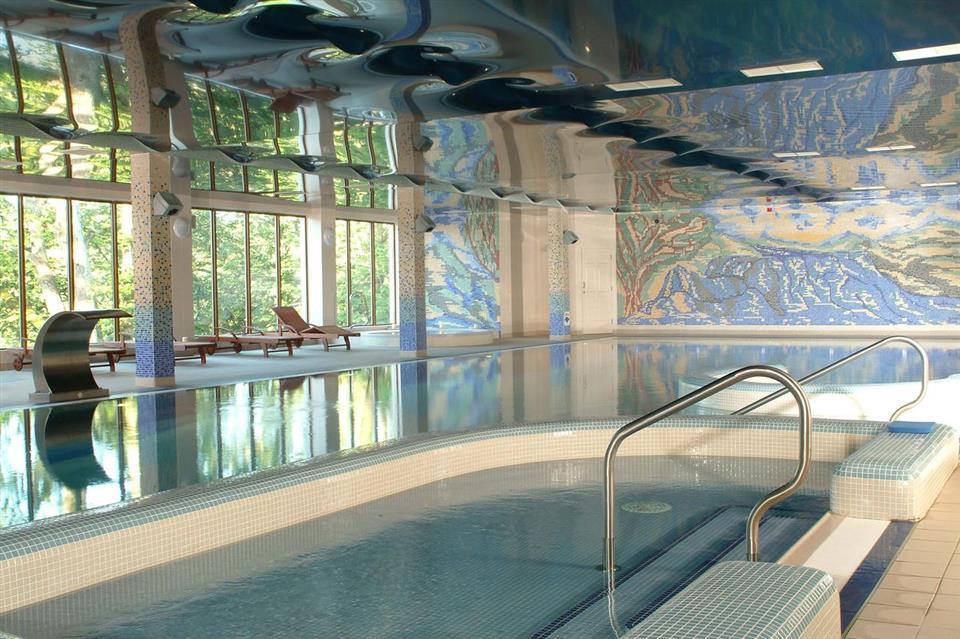 Falls Hotel Swimming Pool
