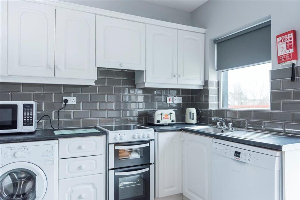 Bunholvil House- Semi Detached Kitchen