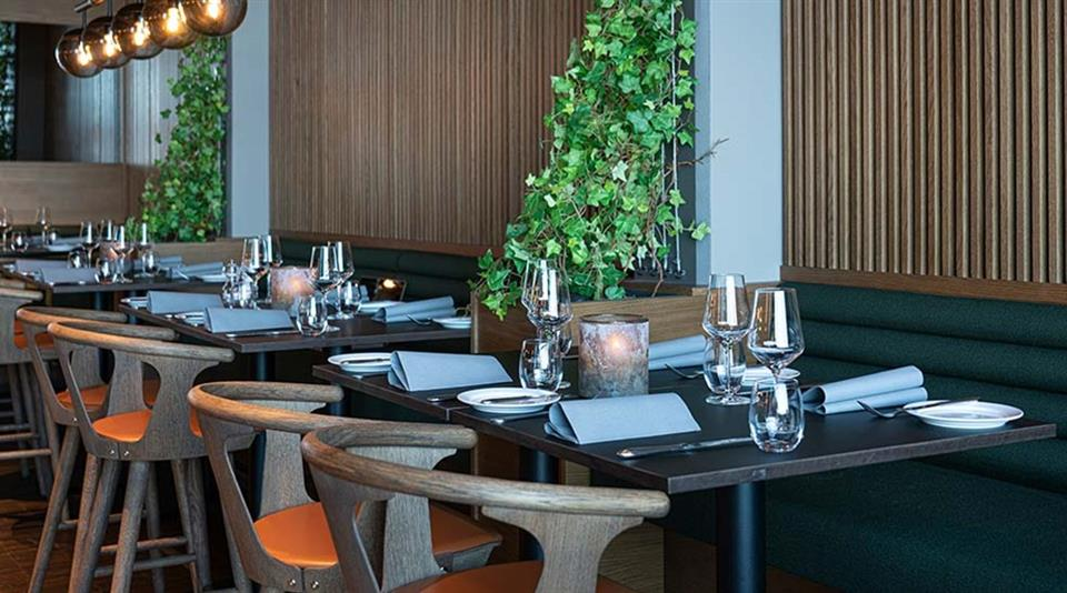 Quality Hotel Ålesund Restaurang