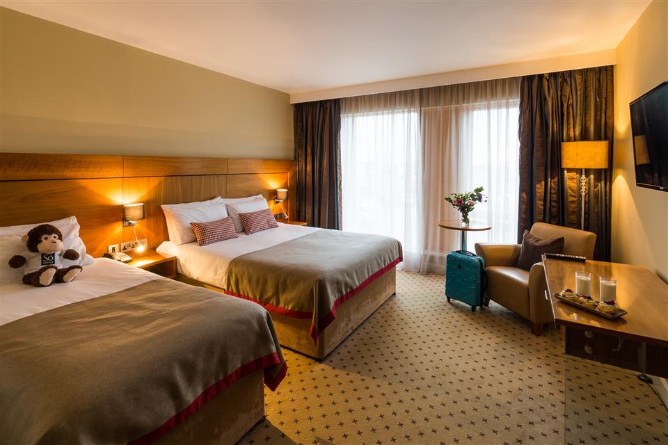 Athlone Springs Hotel & Leisure Center Family Room