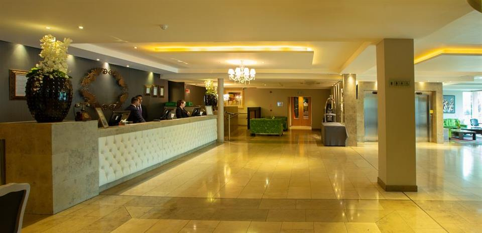 Hotel Kilkenny Reception