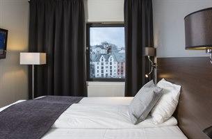 First Hotel Atlantica Utsikt från rum