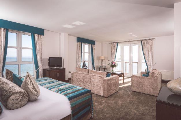 Redcastle Hotel Seaview Room