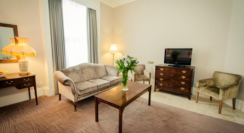 Albany House Hotel Room