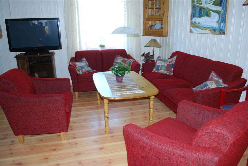 Innvik Fjordhotell Lounge