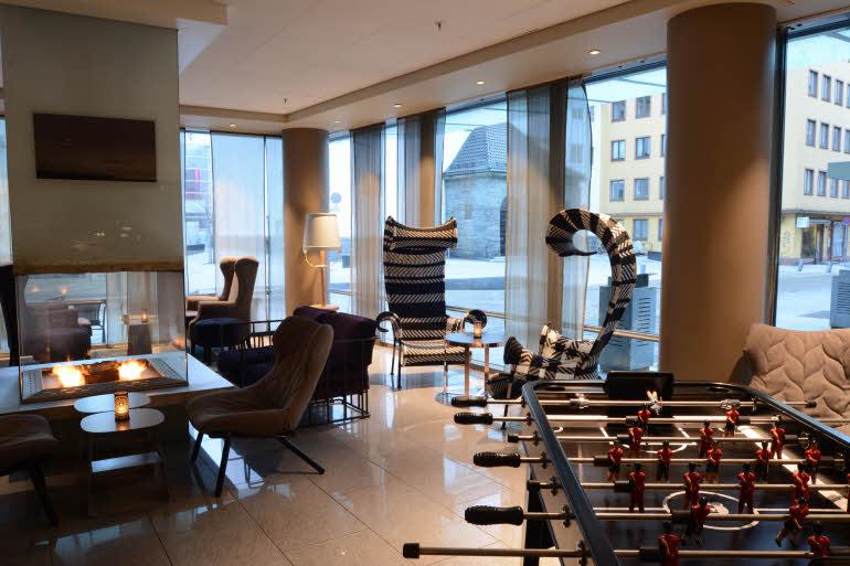Scandic Bergen City Lounge