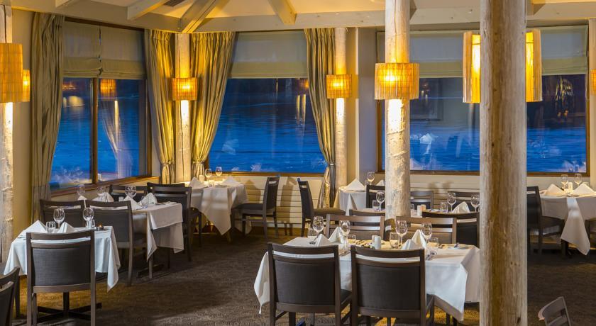 Ferrycarrig Hotel restaurant