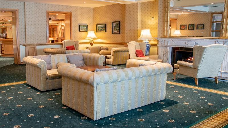 Brandon Hotel Tralee Princess Room