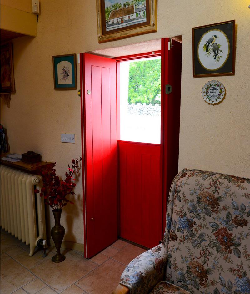 Berties Cottage Entrance