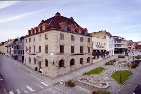 Banken Hotel Fasad