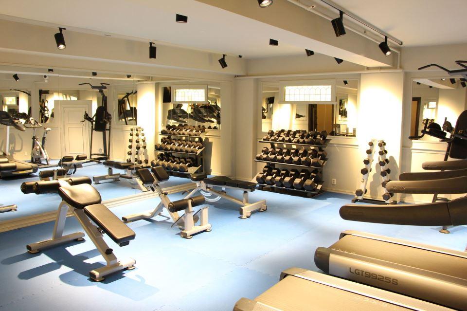 Grand Terminus Gym