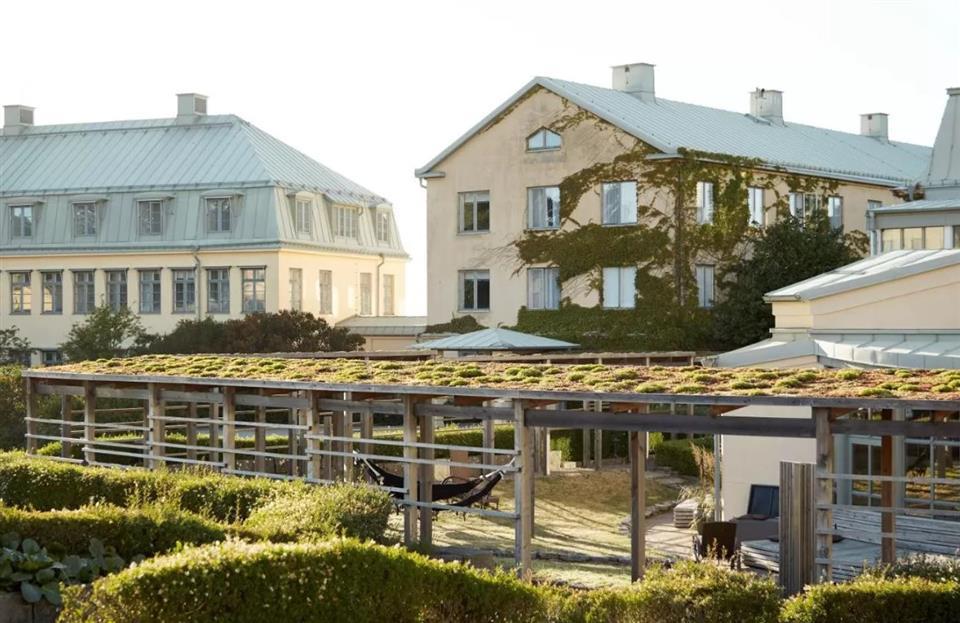 Varbergs Kusthotell Fasad