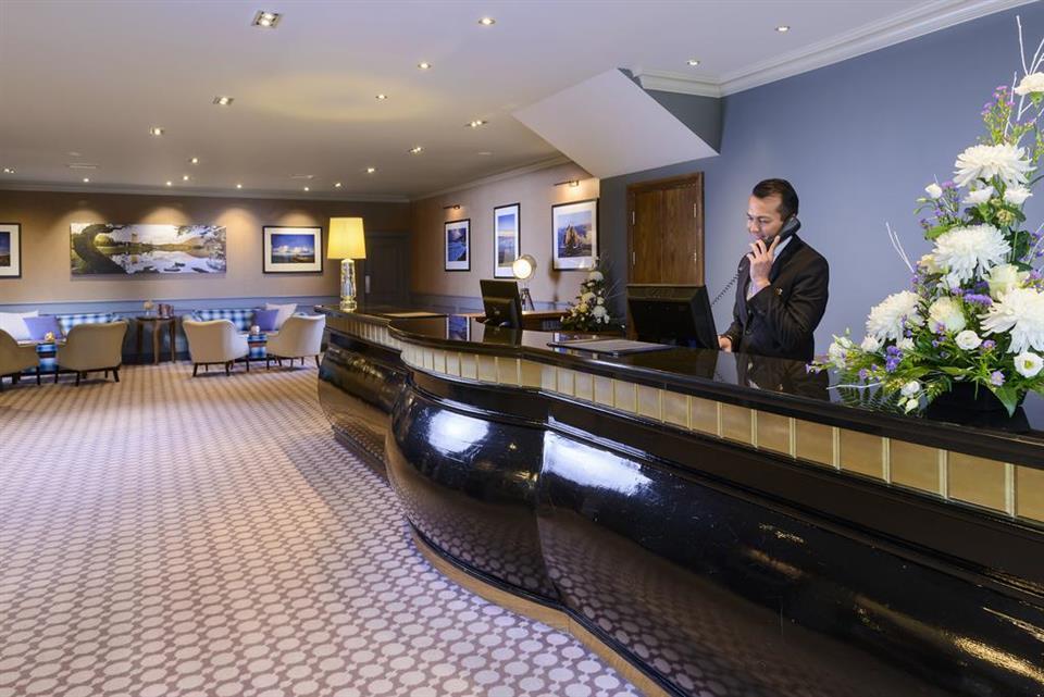 Scotts Hotel Reception