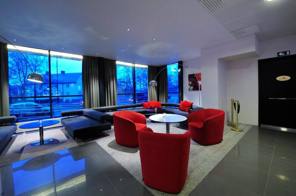 Quality Hotel Grand Royal Lounge
