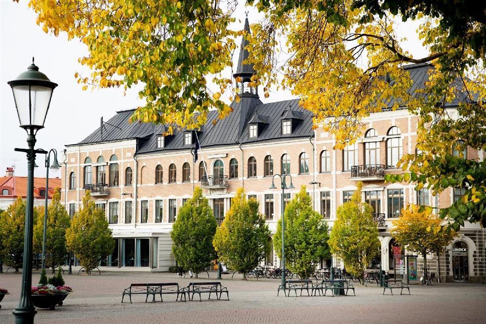 Varbergs Stadshotell & Asia Spa Fasad