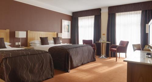 Kilkenny Ormonde Hotel Bedroom