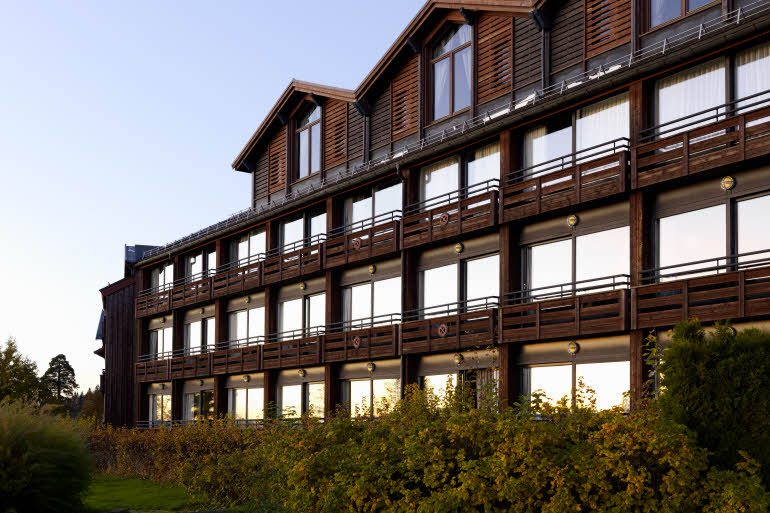 Scandic Holmenkollen Park Hotel Exterior
