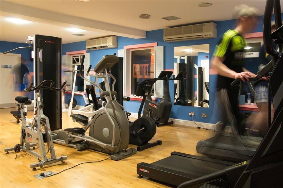 Holyrood Hotel Gym