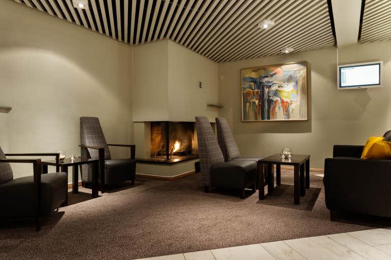 Scandic Sunnfjord Hotel & Spa Lobby