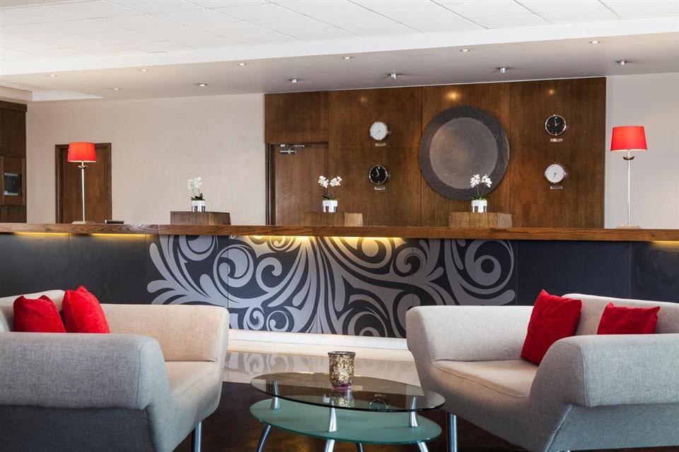 Cork Airport Hotel Reception