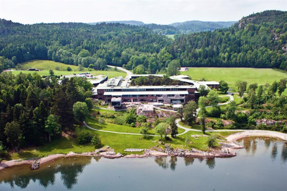 Vann Spa Hotel och Konferens Exterior