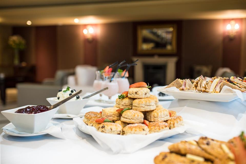 Jacksons Hotel Afternoon Tea