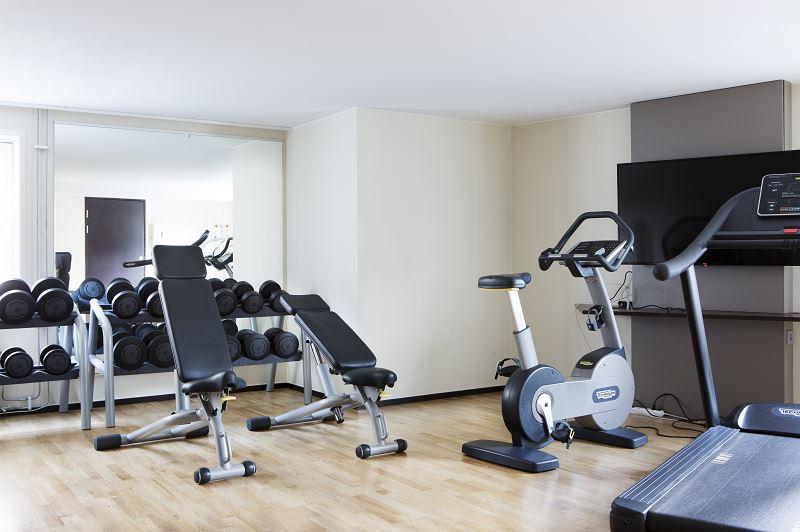 Comfort Hotel Trondheim Gym