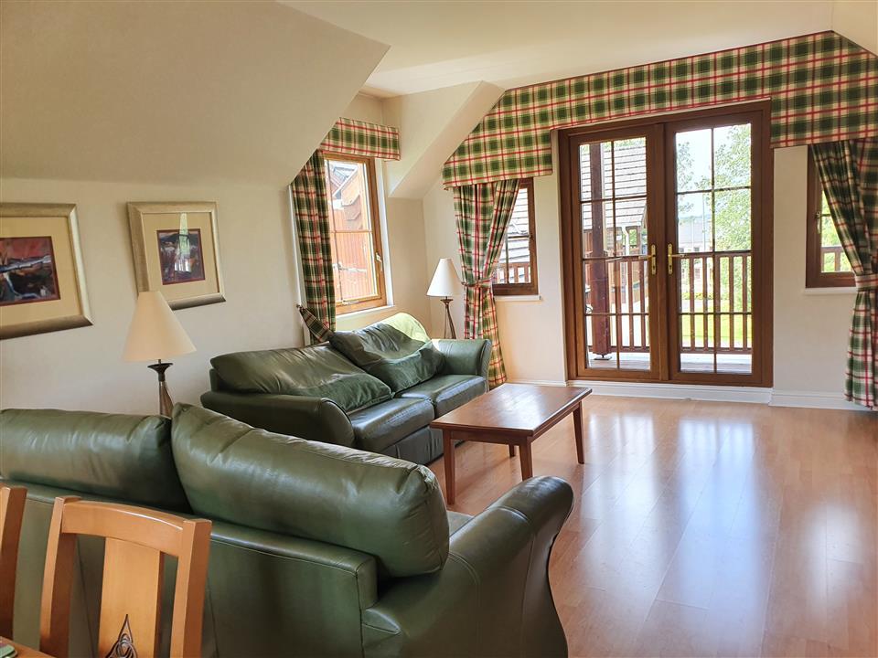 Lough Allen Lodge Interior