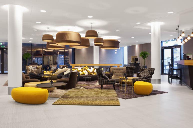 Scandic Stavanger Forus Lobby