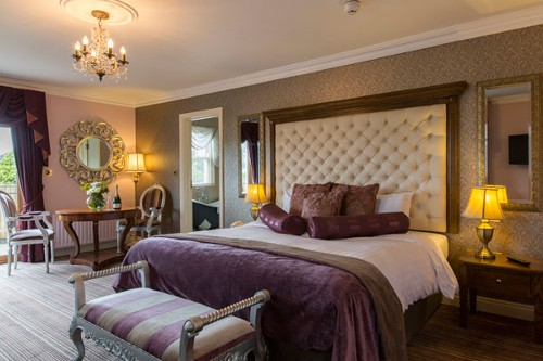 West Cork Hotel Bridal Suite