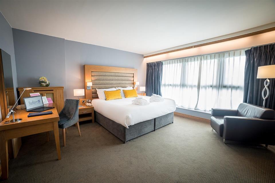 Radisson Blu Hotel Bedroom