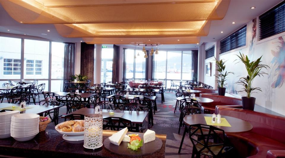 Clarion Collection Hotel Aurora Restaurang