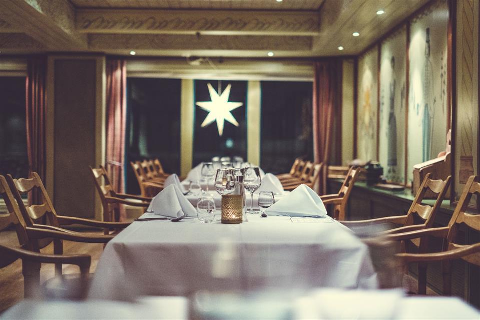 Gildestua restaurant