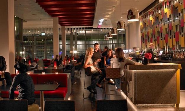 The Gibson Hotel Bar
