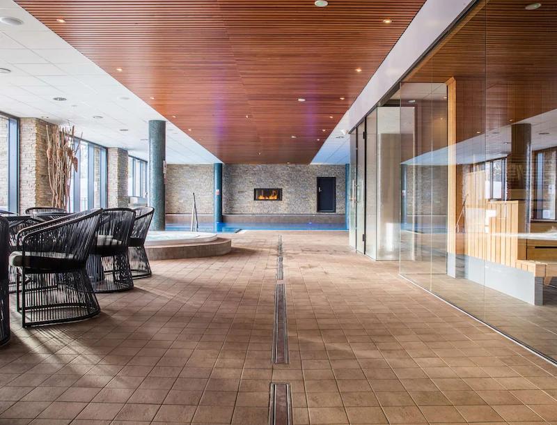 Radisson Blu Mountain Resort & Residences Relaxavdelning