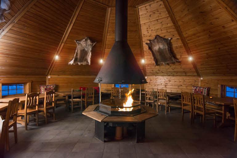 Scandic Lillehammer Hotel Restaurang