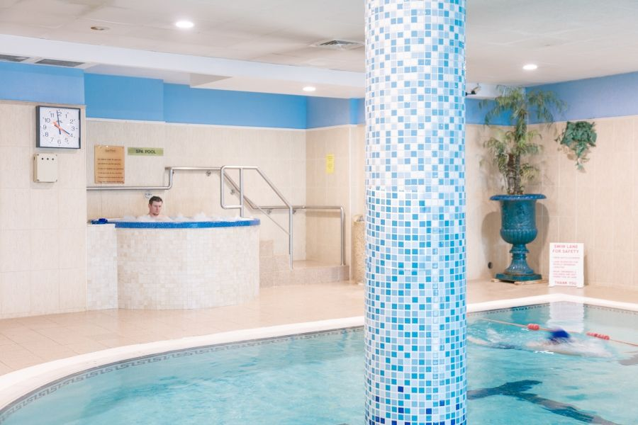 Hibernian Hotel Mallow Swimming Pool