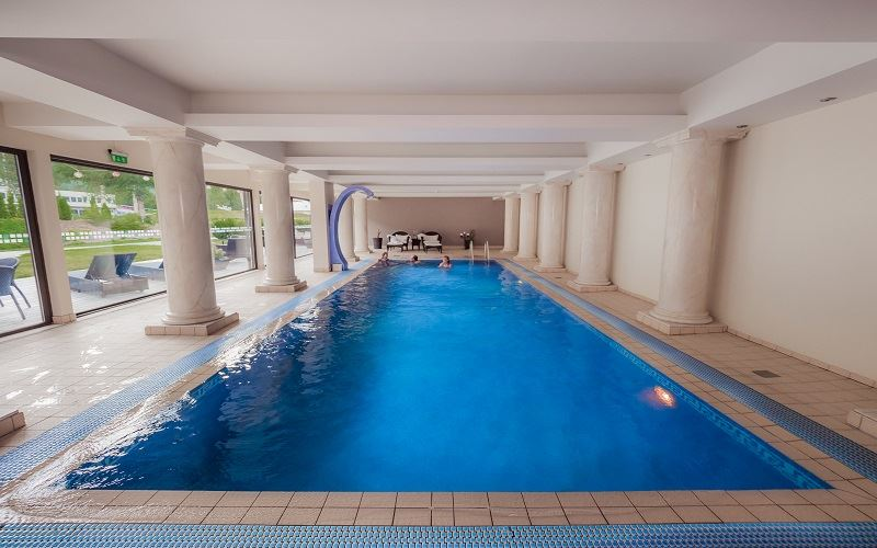 Nordfjord Hotell Pool