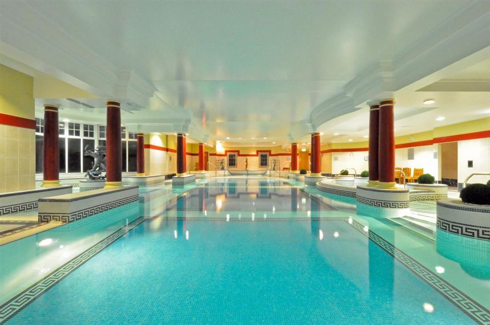 Ardilaun Hotel Swimming pool